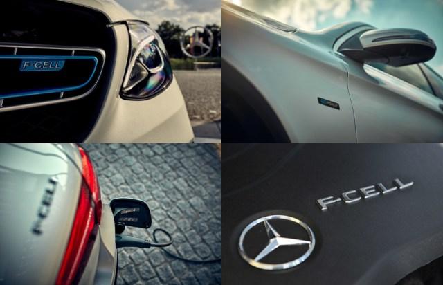 Водородный кроссовер Mercedes-Benz GLC F-Cell начал поступать к клиентам