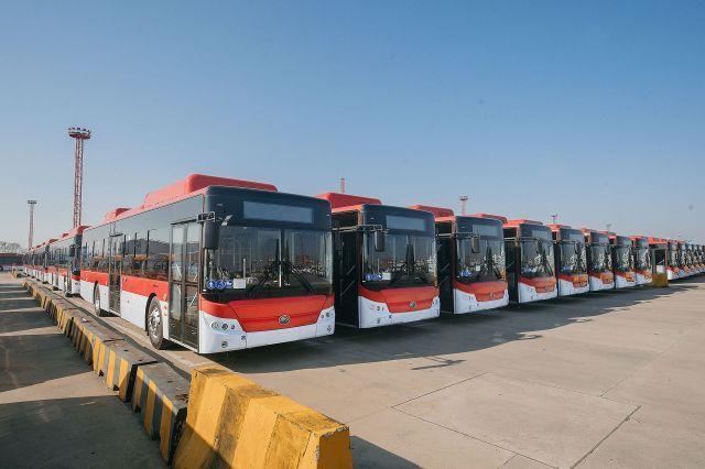 Made in China: Yutong выведет на дороги Чили 100 электробусов