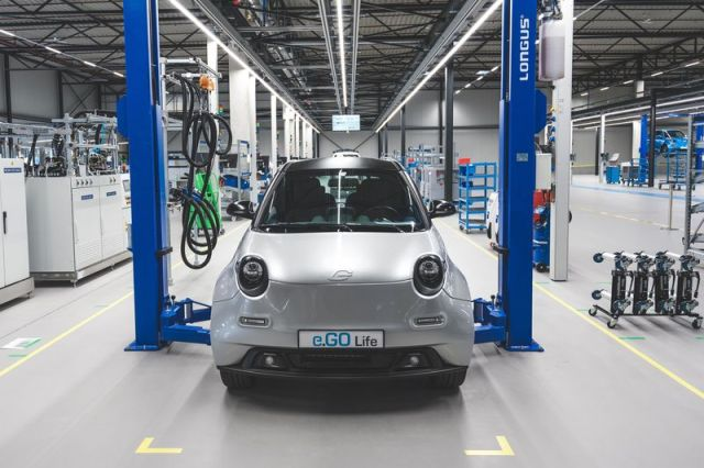 Вдвое дешевле самой дешевой Tesla: немцы бросили вызов Илону Маску