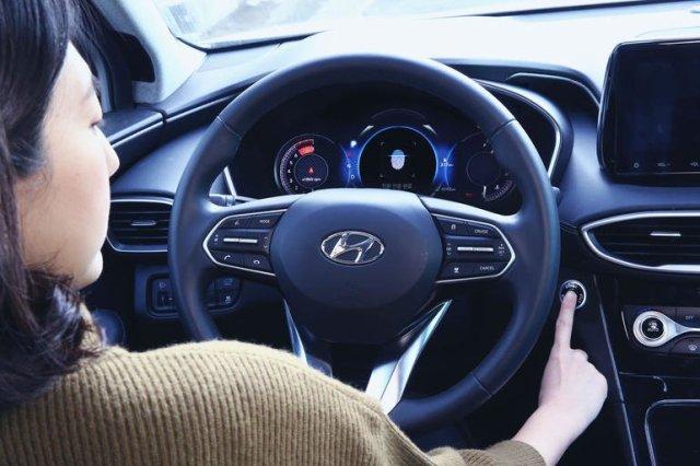 Палец вместо ключа: в Hyundai реализовали доступ в авто и запуск двигателя по отпечатку
