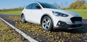 Снег или листья: Ford выяснил, что представляет большую опасность на дороге