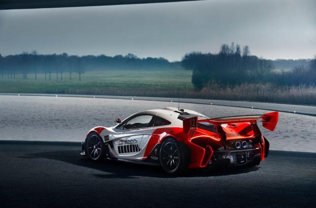 Как у Айртона Сенны: McLaren сделал на заказ уникальный супергибрид