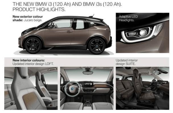 BMW увеличила запас хода своим электромобилям i3 и i3s до 360 км: все подробности