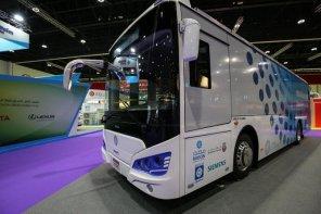 Проезд бесплатный: первый на Ближнем Востоке электробус на солнечных батареях запустят в Абу-Даби
