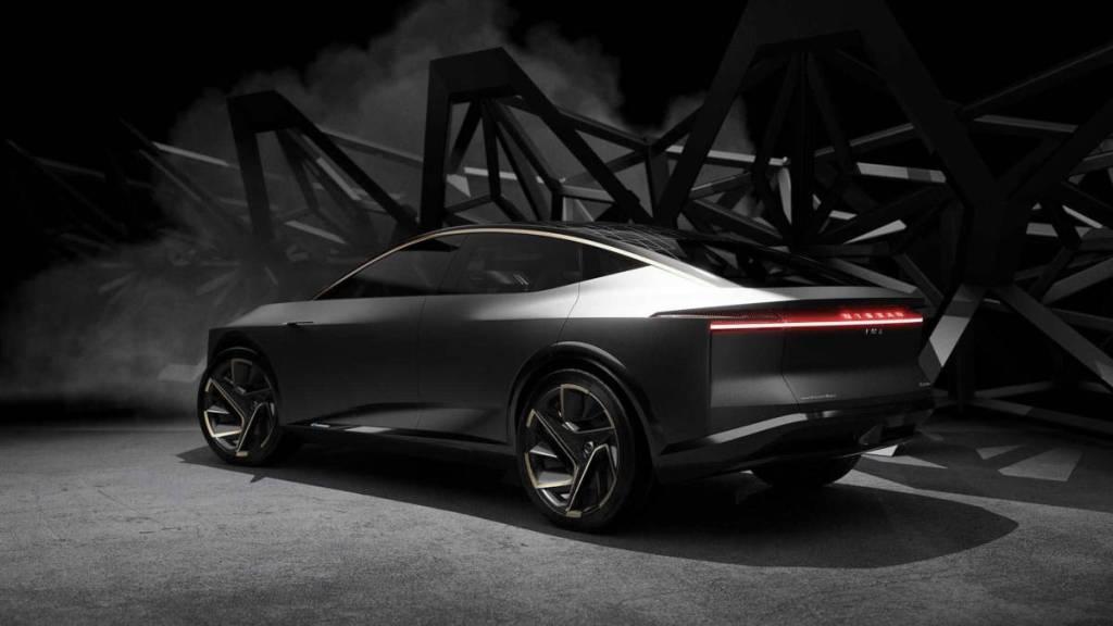 Nissan представил электрический спортивный седан IMs: все подробности и фото
