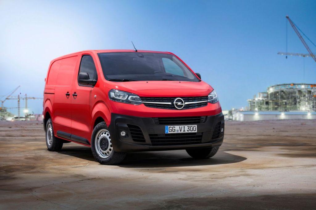 Opel Vivaro станет электромобилем в новом поколении: названа дата