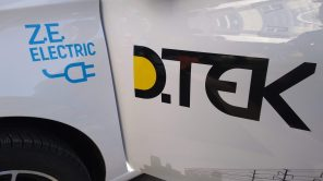 """Сколько можно сэкономить при переводе автопарка на электромобили: опыт """"ДТЭК Киевские электросети"""""""