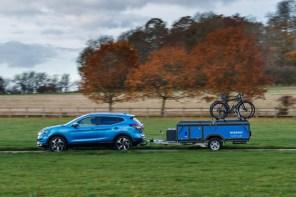 В Nissan придумали еще одно применение электромобильным батареям: туристы в восторге