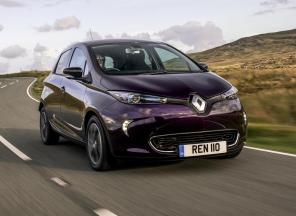 Renault продала 200 000 электромобилей в Европе