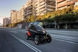 SEAT представил электрический квадроцикл Minimo: характеристики и фото