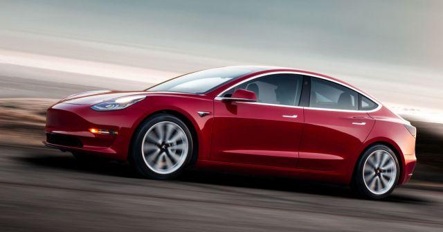 Лидер продаж: Tesla Model 3 установила еще один рекорд в Европе