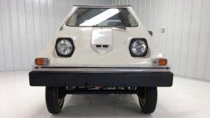 Фото дня: в США нашли электромобиль 1976 года выпуска и продают за $4000