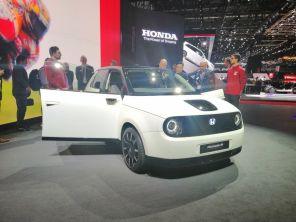 На первый электромобиль Honda уже сделано 15 000 предзаказов