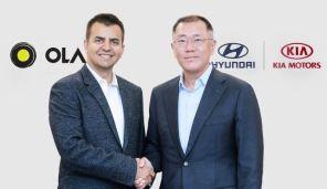"""Hyundai и Kia инвестируют 300 млн долларов в индийский аналог """"Уклона"""""""
