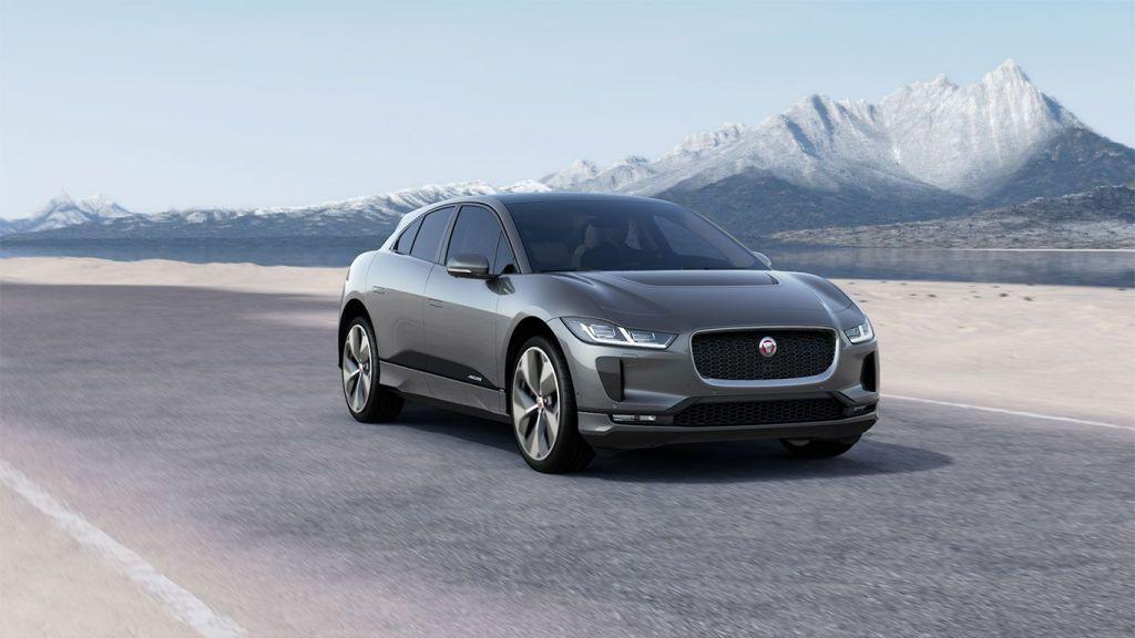 """Электромобиль Jaguar I-Pace впервые получил награду """"Автомобиль года в Европе"""""""