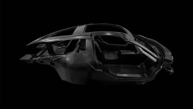 Каким будет 1000-сильный электрический гиперкар Hispano-Suiza Carmen: появились первые фото