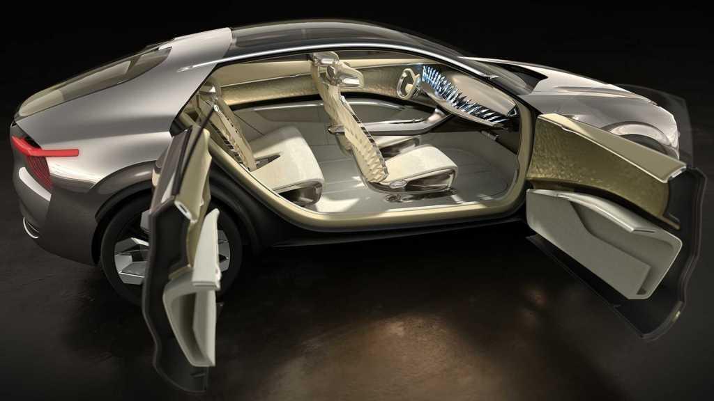 Kia Imagine: в Женеве дебютировал корейский электромобиль мечты