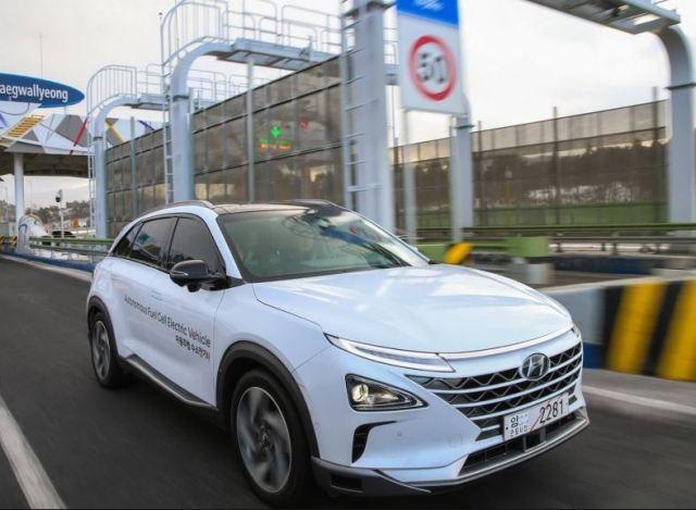 Hyundai будет создавать беспилотные авто совместно с компанией Яндекс