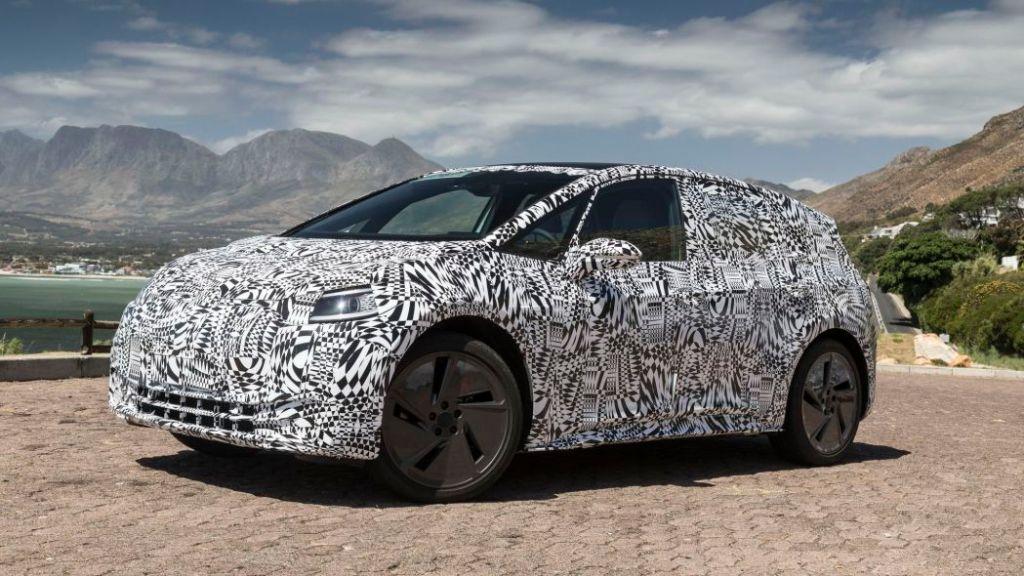 С 8 мая Volkswagen начнет принимать заказы на электромобиль ID.3