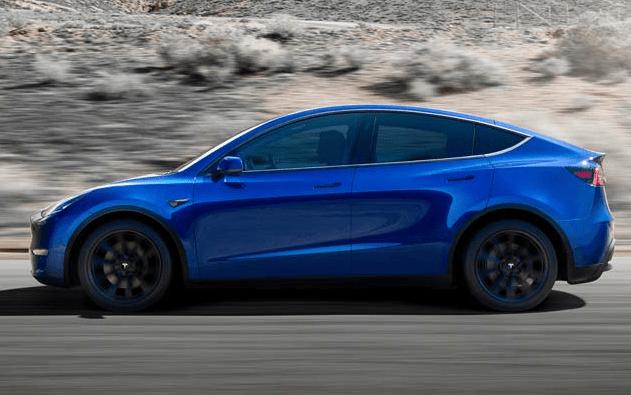 электромобиль Tesla Model Y представлен официально: комплектации и цены