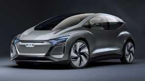 Городской электромобиль Audi AI:Me полностью рассекречен: фото и видео