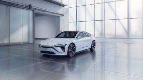 Концепт электромобиля NIO ET Preview показали в Шанхае: фото