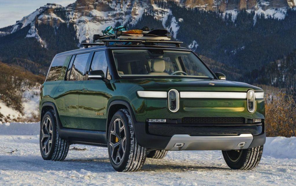 Ford инвестирует 0 млн в производство крутых электропикапов Rivian