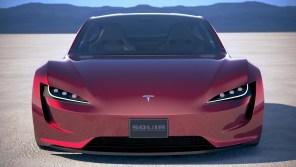 Tesla отказывается от дверных ручек в электромобилях: первым будет Roadster