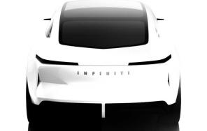 В Infiniti опубликовали первое фото электромобиля Qs Inspiration