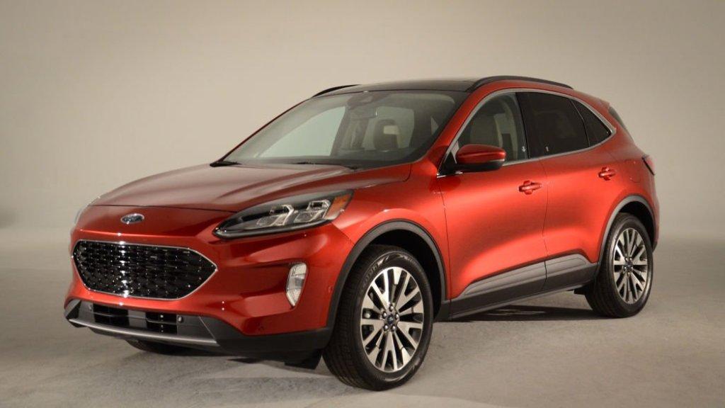 С интернетом и USB: Ford Escape получит гибридную версию к 2020 году