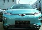 В Украину официально завезли электромобиль Hyundai Kona - за день продана вся партия
