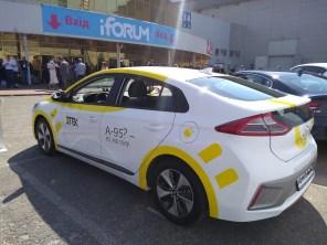 Город будущего на iforum: без электромобилей никуда