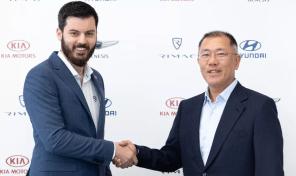 Hyundai и Kia инвестируют $90 миллионов в хорватский электромобильный стартап Rimac