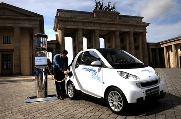 В Германии решили продлить электромобильные субсидии до конца 2020 года