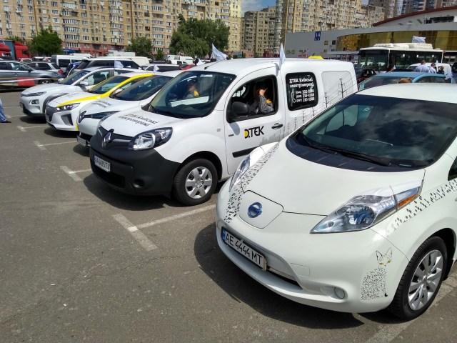Майские продажи б/у электромобилей в Украине в 6 раз превысили новые авто: статистика