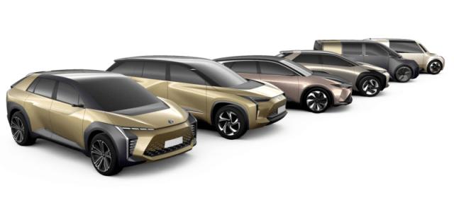 Toyota и Subaru раскрыли детали совместной платформы для электромобилей