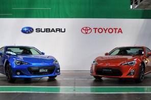 Toyota и Subaru будут совместно выпускать электрические внедорожники