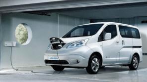 На 40-киловаттную версию электрофургона Nissan e-NV200 поступило 10 000 заказов из Европы