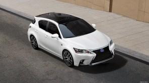 Электромоторы в колесах: Lexus покажет свой электрический концепт