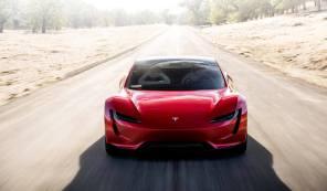 Илон Маск ухудшил динамику разгона нового Tesla Roadster на 0,2 секунды