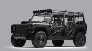 Bollinger представил электрический пикап вдобавок к грузовику и рассекретил характеристики