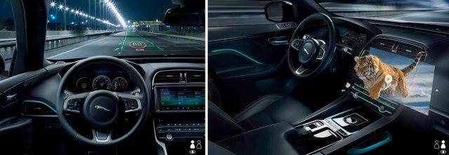 Новое поколение HUD-дисплеев в Jaguar Land Rover с эффектом 3D: зачем это нужно 2