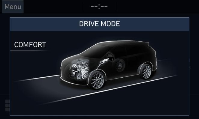 Hyundai Santa Fe стане першим позашляховиком в Україні та Європі з технологією вибору покриття Terrain Mode