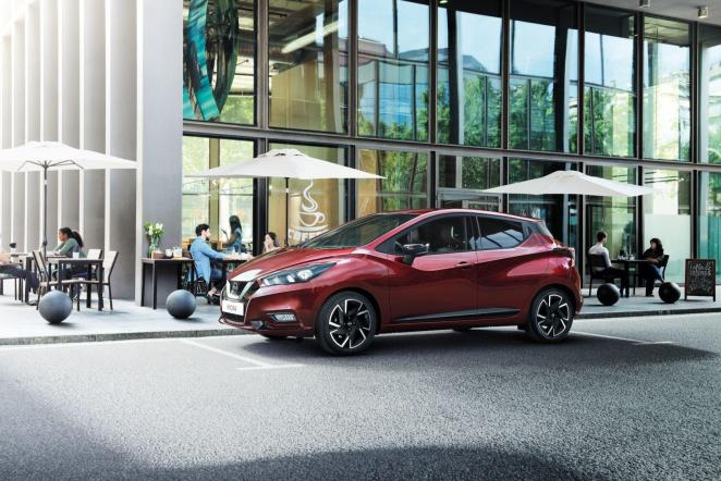 Оновлений Nissan Micra матиме дизайнерську версію: фото та характеристики