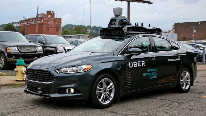 Uber виводить підрозділ з розробки безпілотників у нову окрему компанію: що це означає