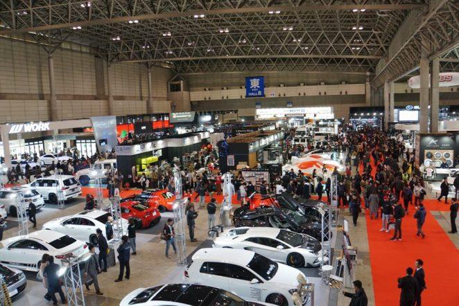 Міжнародний автосалон в Токіо 2021 року скасовано через епідемію коронавірусу