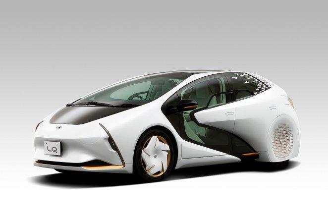 Якою будет нова Toyota Prius: в базі – гібрид, в топі – повністю електрична