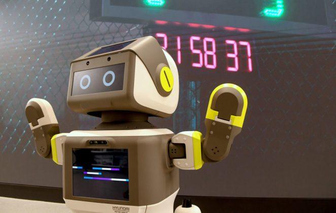 Компанія Hyundai найняла робота-гуманоїда для обслуговування клієнтів в автосалоні