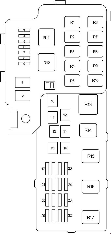 2007 Ford Ranger Fuse Box Diagram : ranger, diagram, DIAGRAM], Toyota, Camry, Diagram, Version, Quality, SPEAKERDIAGRAMS.CAPPADOCIAWEB.IT