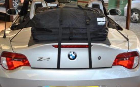 BMW Z4 Gepäckträger